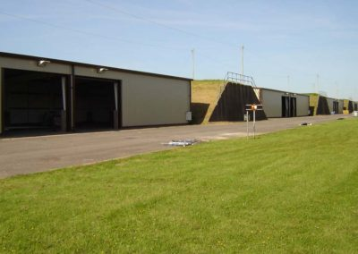 RAF Storage Sheds