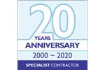 Welbro 20 Year Anniversary