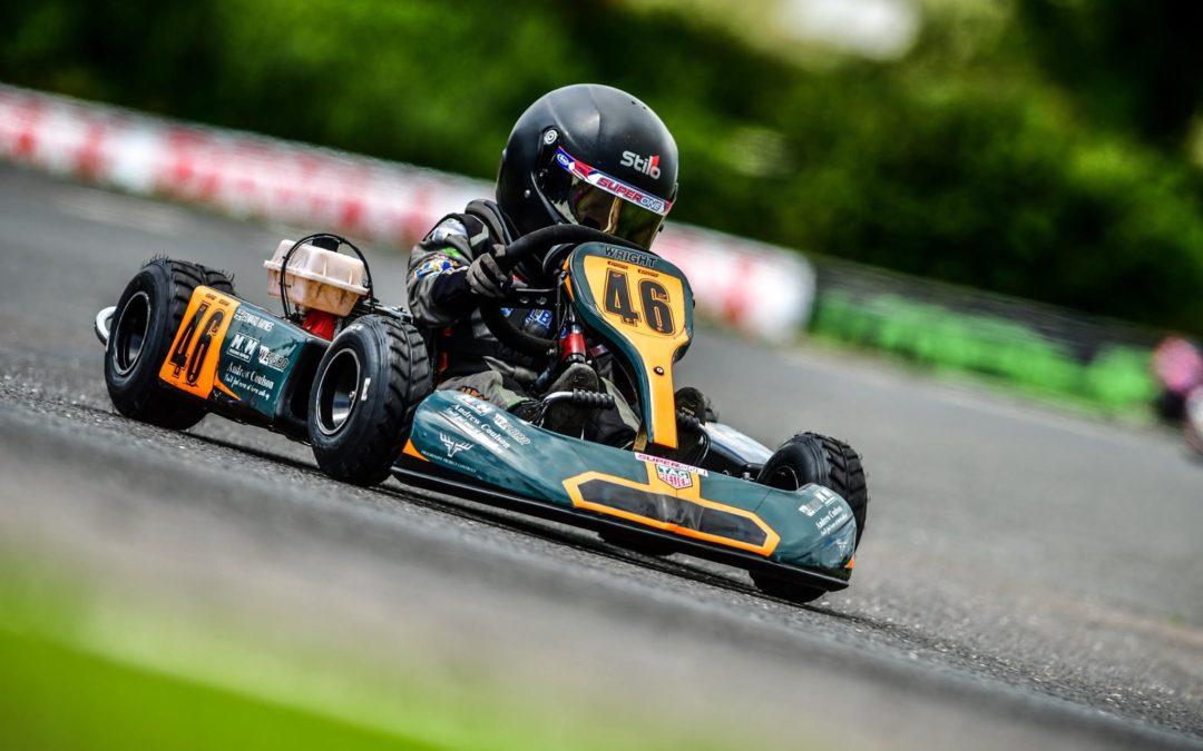Edward Haynes Karting